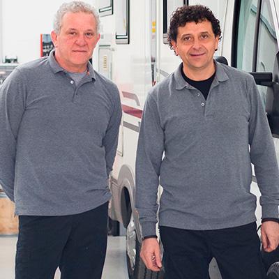 30 anni passione caravan service livorno